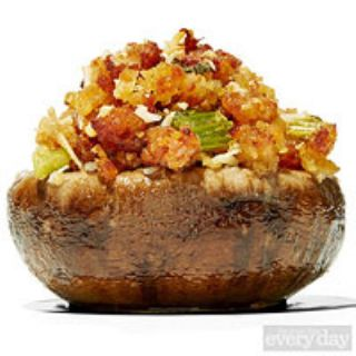 Stuffing-Stuffed Mushrooms image