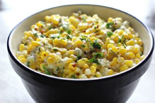 SPICY MEXICAN STREET CORN SALAD image